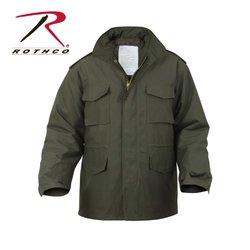 Ultra Force M-65 Field Jacket Olive Drab - X-Small