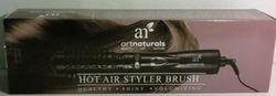 Art Naturals ANEA-0007 Hot Air Styling Hair Brush - Black