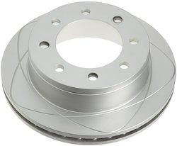 ATE CW29706 PremiumOne Disc Brake Rotor - SS