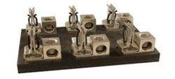 Mersen 30353 600V 30A 3P Fuse Block 5 Pk