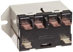 Omron General Purpose Relay with Test Button - 48 VDC Rated Load Voltage
