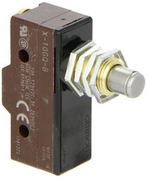 Omron 10A at 125VDC General Purpose Basic Switch Built in Magnetic Blowout