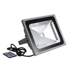 Newstyle 50W Waterproof RGB LED Flood Light Spotlight