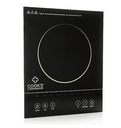 Cook's Companion Induction Burner Black No Size