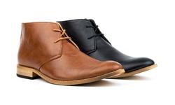 Royal Men's Classic Chukka Boots: Black (Size 13)