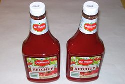 Del Monte Tomato Ketchup 2 Piece Set - 36 Oz Bottle
