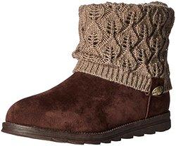 Women's Patti Boots: Medium Brown/size 6