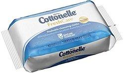 Cottonelle Wipes Flushable Moist Fresh 7.25 x, 0.5 lbs, 42