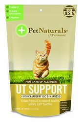 Pet Naturals of Vermont - UT Support For Cats of All Sizes - 60 Chew(s)