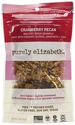 Purely Elizabeth Cranberry Pecan Ancient Grain Granola - 2 Oz