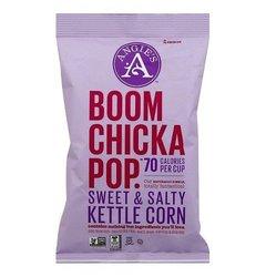 Angie'S Kettle Corn Boomchickapop Popcorn Sweet & Salty - 12Pk - 2.25 oz