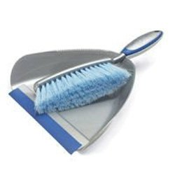 Butler 444444  MRC Dustpan & Brush Set - Pack Of 3