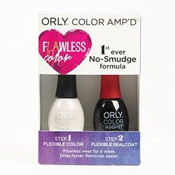 Orly Color Amp'D Nail Polish Kit - Cali Swag + Sealcoat