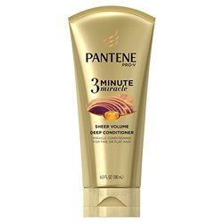 Pantene Pro-V 6.0 oz. Sheer Volume 3 Minute Miracle Deep Conditioner