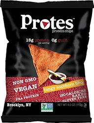Protes Protein Chips - Tangy Southern BBQ