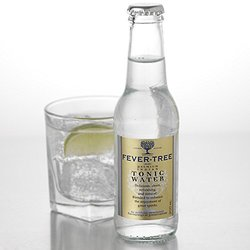 Fever Tree Natural Flavors Premium Indian Tonic Water