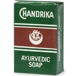 Auromere Chandrika Bar Soap 3 x, 2.64 oz