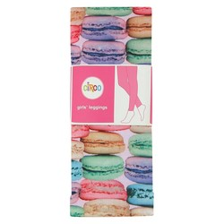 Circo Girl's Macaroon Cookies Leggings - Multi - Size: 12/14