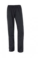 Vaude Women's Fluid Full Zip Pants - Black - Size: 40