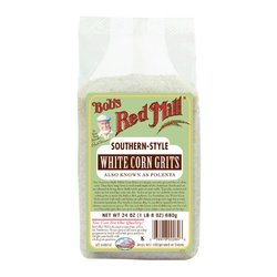 Bob's Red Mill Southern Style White Corn Grits - 4 pack - 24 oz each