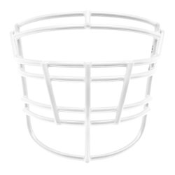 Schutt Sports TRJOP DW XL Super Pro Varsity Titanium Football Faceguard, White