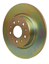 EBC Brakes UPR7143 UPR & D series Premium OE Replacement Rotor