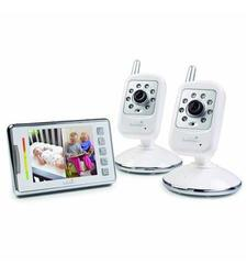 Summer Infant Multi View Digital Video Monitor Set (28490A)
