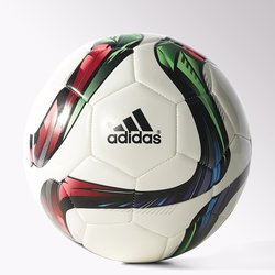 adidas Conext15 Machine Stitched Construction Glider Soccer Ball