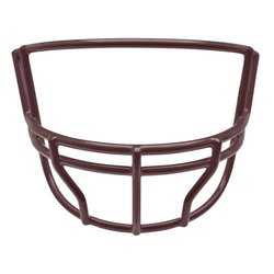 Schutt Sports OPO-XL Super Pro Carbon Steel Football Faceguard, Maroon