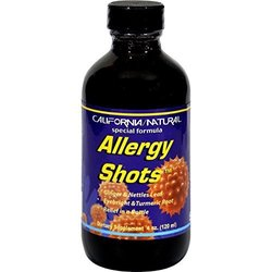 California Natural Allergy Shots Supplement - 4 ounce