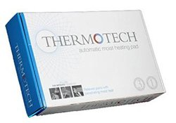 Thermotech Automatic Digital Moist Heating Pad - Beige - Medium