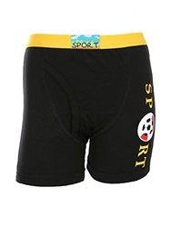 Dimore Boys' Brief Boxer Brief Cotton Underwear - Assorted - Size: 6
