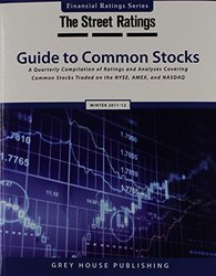 Thestreet Ratings Guide to Common Stocks