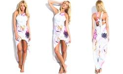 Sophie Floral Dress - Large