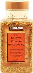 Kirkland Signature Rustic Tuscan Seasoning - 13.5-oz.
