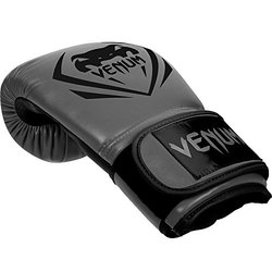 Venum Contender Boxing Gloves - 14Oz - Gray