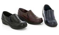 Rasolli Dannis Women's Clogs Shoes - Black-Size: 8