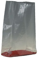 """Bauxko 20"""" x 10"""" x 36"""" Gusseted Poly Bags, 3 Mil, 50-Pack (xPB1682-50)"""