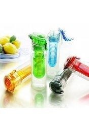Tritan Plastic 24-oz Infuser Sport Water Bottle
