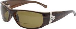ONOS Ripia Polarized Sunglasses, Brown, Amber