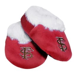 NCAA Florida State Seminoles Baby Bootie Slippers