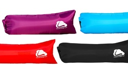 Cloudlounger Outdoor Inflatable Lounger - Green