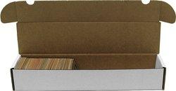 BCW 50-Pc 930 Standard Size Corrugated Sportscards Cardboard Storage Box