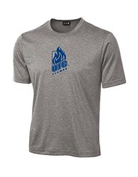 NCAA Unisex Illinois Chicago School Mascot Tech T-Shirt - Sport Grey -XXL
