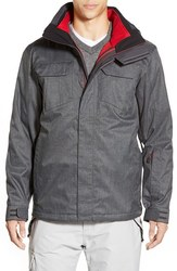 The North Face Men's Clooney 3-in-1 Jacket - Gray - Size: Medium