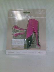 Swingline Compact Grip Stapler - 3 ct - Pink