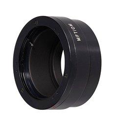 Novoflex Adapter for Olympus OM Lenses to Micro Four Thirds Body