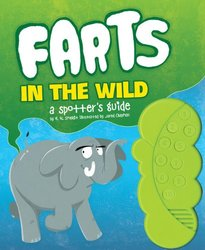 Chronicle Books - Farts In The Wild A Spotters Guide