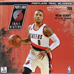 Perfect Timing - Portland Trail Blazers 2016 - Calendar