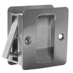 Notch Antique Brass Hall/closet Pocket Door Lock